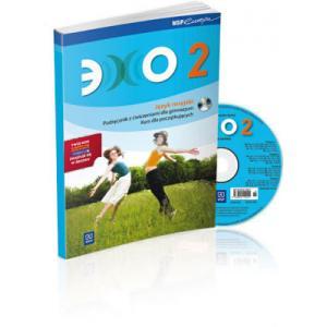 Echo 2. Podręcznik z Ćwiczeniami Dla Gimnazjum. Kurs Dla Początkujących