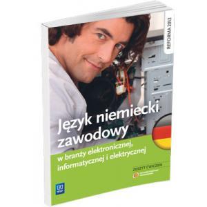 Język niemiecki zawodowy w branży elektronicznej, informatycznej i elektrycznej (S)