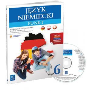 Punkt Kl. 6 podręcznik z ćwiczeniami +CD - 2014