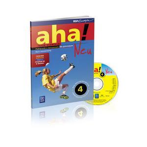 AHA NEU 4 Podręcznik z ćwiczeniami +CD rozszerzony - 2014