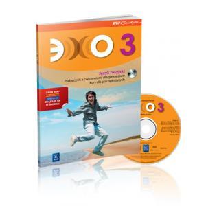 Echo 3 podręcznik z ćwiczeniami +CD - 2014