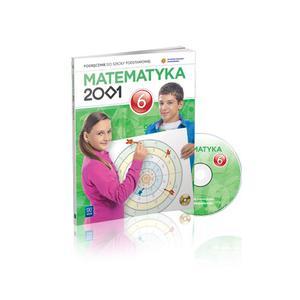 Matematyka 2001. Podręcznik + CD. Klasa 6. Szkoła Podstawowa