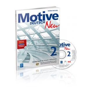 Motive Deutsch NEU 2 Podręcznik z ćwiczeniami +CD/stare wyd/