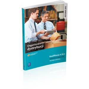 Organizowanie i Monitorowanie Dystrybucji. Kwalifikacja A.30.3. Podręcznik do Nauki Zawodu Technik Logistyk
