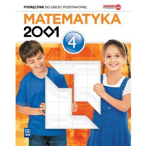 Matematyka 2001. Klasa 4. Podręcznik