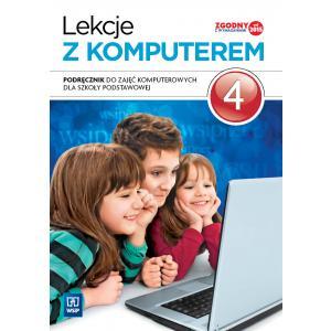 Lekcje z Komputerem. Podręcznik Wieloletni. Klasa 4. Szkoła Podstawowa