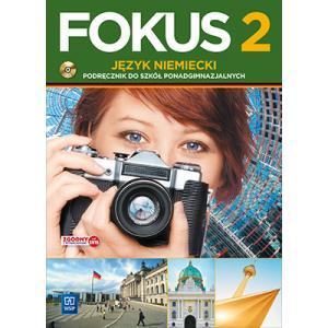 Fokus 2 podręcznik + CD Zakres podstawowy (S)