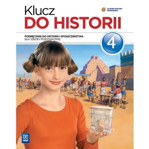Klucz do historii. Historia i społeczeństwo. Klasa 4. Podręcznik