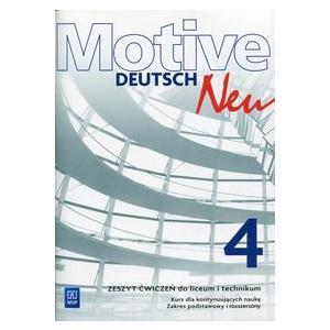 Motive Deutsch NEU 4 Ćwiczenia (S)
