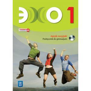 Echo 1. Język rosyjski (podręcznik wieloletni +CD audio)