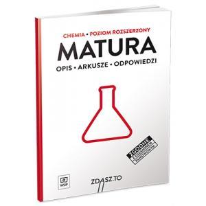 Zdasz to. Arkusze Maturalne. Chemia. Poziom Rozszerzony