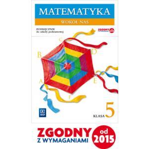 Matematyka Wokół Nas. Podręcznik Wieloletni. Klasa 5. Szkoła Podstawowa