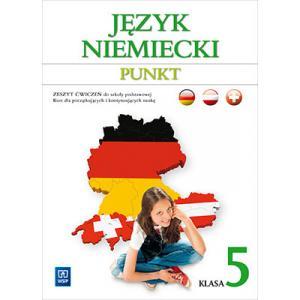 Punkt. Język Niemiecki. Ćwiczenia (Do Wersji Wieloletniej). Klasa 5. Szkoła Podstawowa