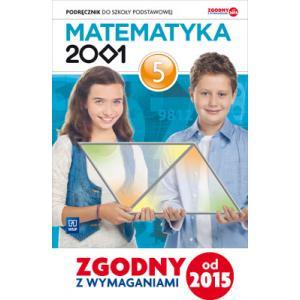 Matematyka 2001. Podręcznik Wieloletni. Klasa 5. Szkoła Podstawowa