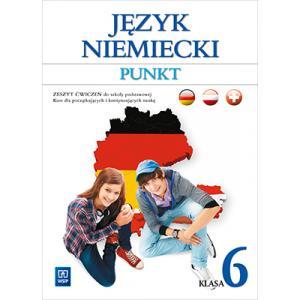 Punkt. Język Niemiecki. Ćwiczenia (Do Wersji Wieloletniej). Klasa 6. Szkoła Podstawowa