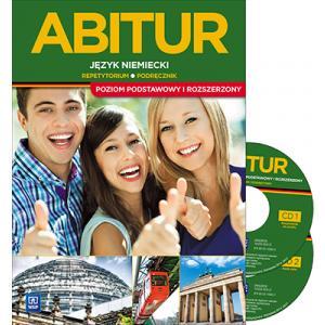 Abitur Repetytorium Maturalne Podręcznik+CD Poziom podstawowy i rozszerzony (S)