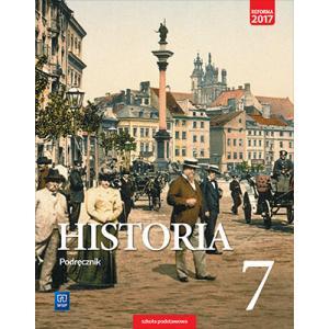 Historia. Szkoła podstawowa klasa 7. Podręcznik