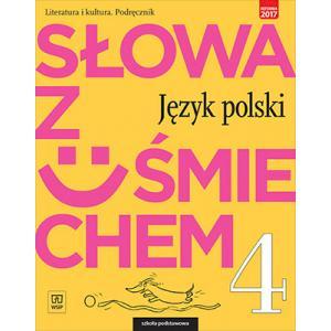 Słowa z Uśmiechem. Literatura i Kultura. Język Polski. Podręcznik. Klasa 4. Szkoła Podstawowa