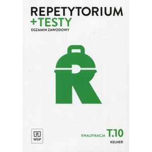 Egzamin Zawodowy Kelner Kwalifikacja T.10. Repetytorium + Testy