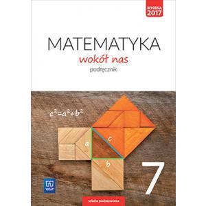 Matematyka Wokół Nas. Podręcznik. Klasa 7. Szkoła Podstawowa