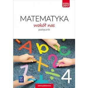 Matematyka Wokół Nas. Podręcznik. Klasa 4. Szkoła Podstawowa