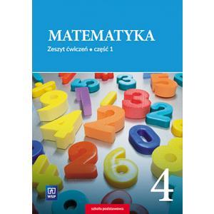 Matematyka. Ćwiczenia. Klasa 4 Część 1. Szkoła Podstawowa
