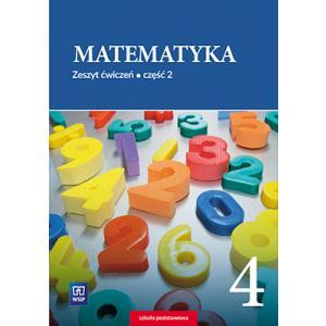Matematyka. Ćwiczenia. Klasa 4 Część 2. Szkoła Podstawowa