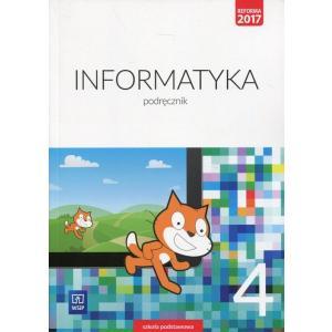 Informatyka. Podręcznik. Klasa 4. Szkoła Podstawowa