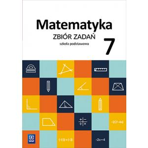 Matematyka. Zbiór Zadań. Klasa 7. Szkoła Podstawowa
