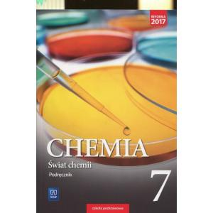 Świat chemii. Szkoła podstawowa klasa 7. Podręcznik