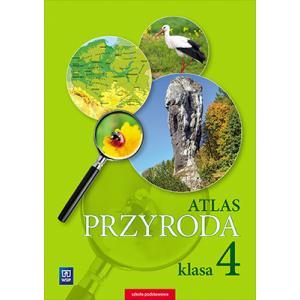 Atlas. Przyroda. Klasa 4. Szkoła Podstawowa