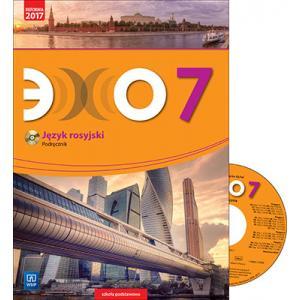 Echo Klasa 7. Język Rosyjski. Podręcznik Wieloletni + CD