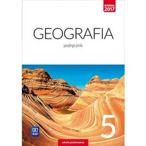 Geografia. Szkoła podstawowa klasa 5. Podręcznik