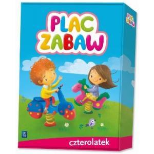 Plac Zabaw. Czterolatek. Box