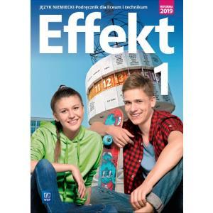 Effekt 1. Język Niemiecki. Podręcznik + CD. Liceum i Technikum