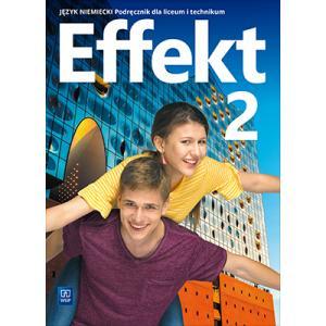 Effekt 2. Język Niemiecki. Podręcznik + CD. Liceum i Technikum