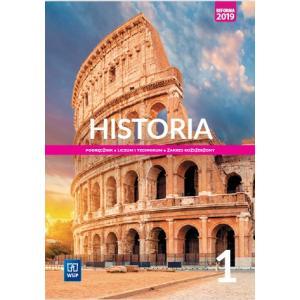 Historia 1. Podręcznik. Klasa 1. Liceum i Technikum. Zakres Rozszerzony