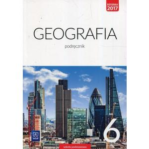 Geografia. Szkoła podstawowa klasa 6. Podręcznik