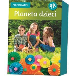 Planeta dzieci. Pięciolatek. BOX