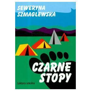 Czarne stopy, S. Szmaglewska