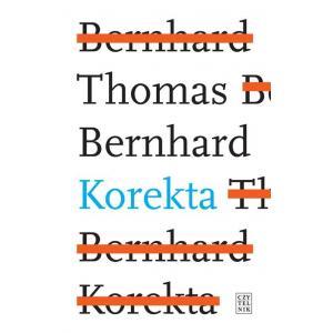 Korekta. Bernhard, Thomas