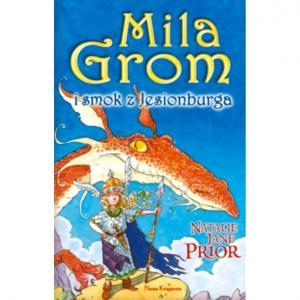 Mila Grom i smok z Jesionburga