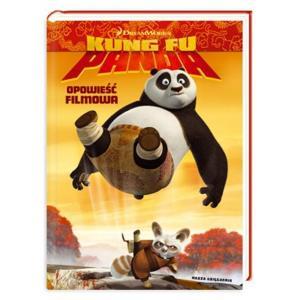 Kung Fu Panda. Opowieść filmowa