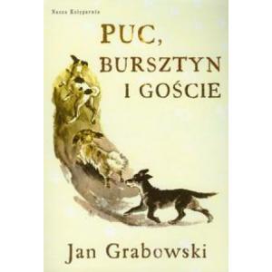Puc, Bursztyn i goście. Grabowski, Jan. Opr. miękka