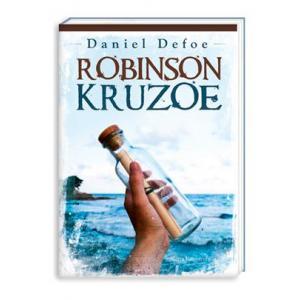 Robinson Kruzoe oprawa miękka