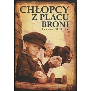 Chłopcy z Placu Broni. Molnar, Ferenc. Opr. miękka