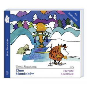 Zima Muminków. Audiobook