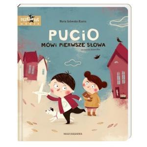 Pucio mówi pierwsze słowa