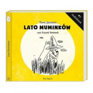 Lato Muminków (Audiobook) (CD-MP3)