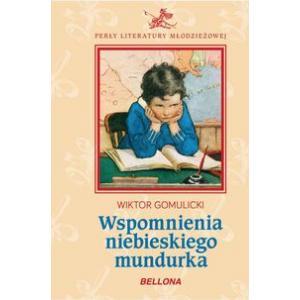 Perły Literatury Młodzieżowej Wspomnienia niebieskiego mundurka